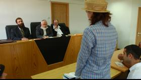 Most Israelis favor revoking the rabbinical courts' monopoly